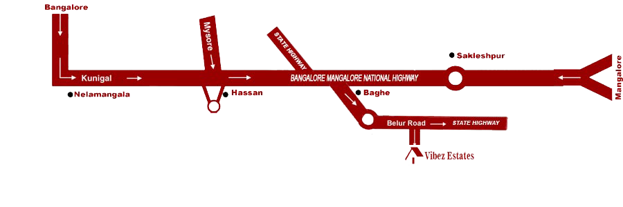 Layout-map-sakleshpur